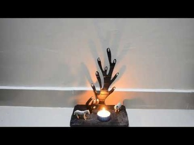 DIY FESTIVAL. PARTY.GIFT AND CRAFT- DIYA DECORATION