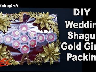 DIY Ginni and coin Packing | JK Wedding Craft 135