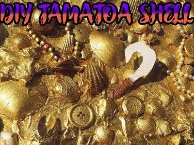 HOW TO MAKE A TAMATOA SHELL | HALLOWEEN | COSTUME | MOANA | DIY | EASY | TUTORIAL |