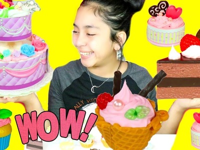 MY OWN PASTRY SHOP FOR KIDS Whipple Craft Creations Deluxe Set| B2cutecupcakes