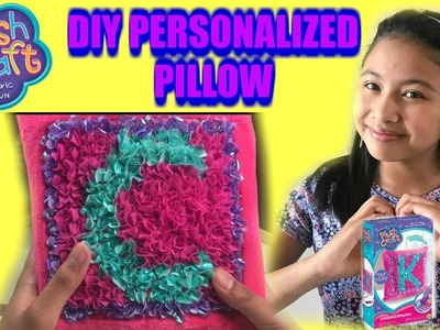 Plush Craft Fabric by Number DIY Personalized Pillow | Toys Galaxy