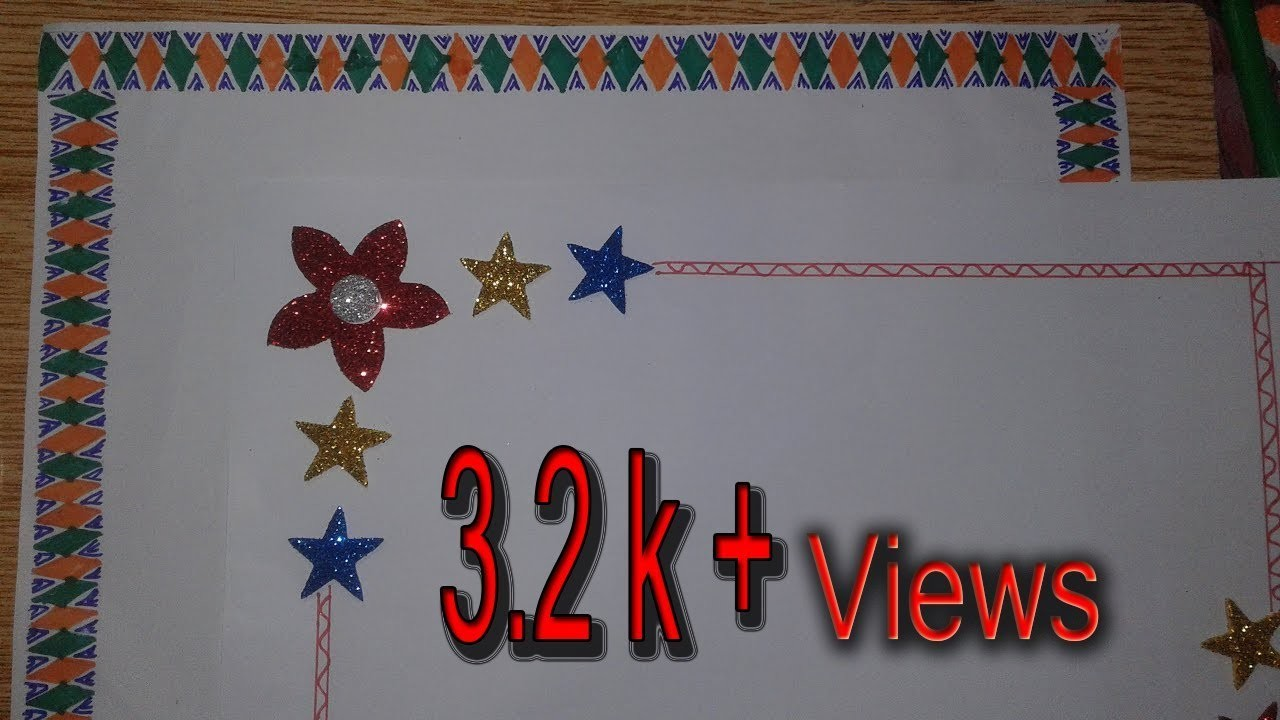 Simple And Easy Project Design Video 5 Art Craft 2017