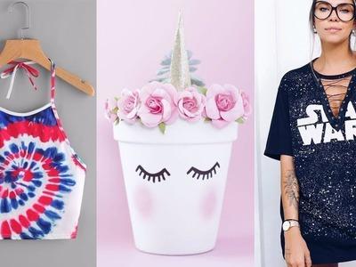 TOP DIY CRAFT CLOTHES TUTORIALS and Weird Stuff Compilation By dicadaka