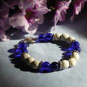 Aromatheraphy Beaded Bracelet