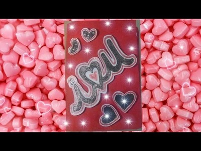 DIY propose day Heart popup     Simple and Best greeting card