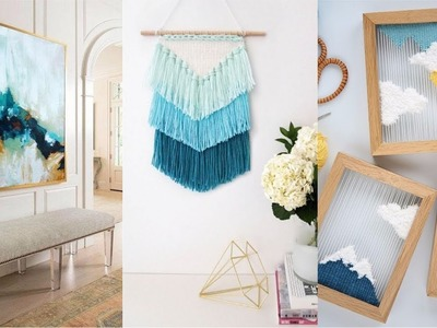 DIY ROOM DECOR! 12 Easy Crafts Ideas at Home for Teenagers