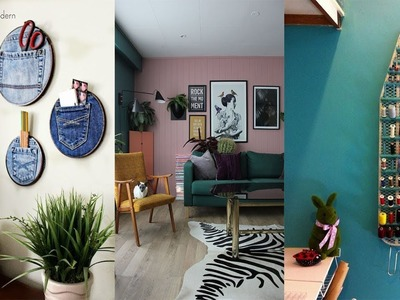 DIY ROOM DECOR! 15 Easy Crafts Ideas at Home 2018   Room Decor Ideas for Teenagers