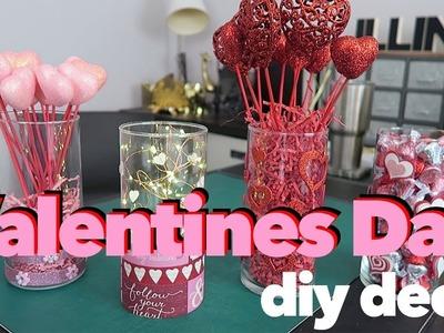 Dollar Tree Valentines Day DIY   Valentines Day Decor   Valentines Day Crafts   Pinoy Vlog