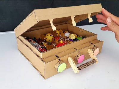 How to Make Briefcase or Suitcase Safe Box
