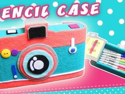RETRO CAMERA CASE - BACK TO SCHOOL - SCHOOL SUPPLIES   aPasos Crafts DIY