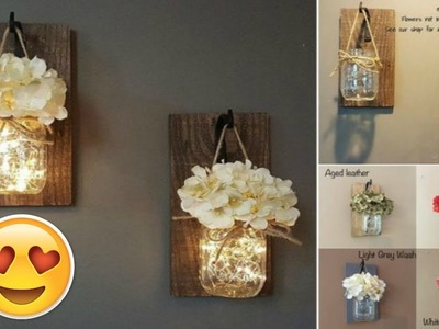 Top crafts you love to make & Amazing DIY Room Decor! Easy Crafts Ideas at Home