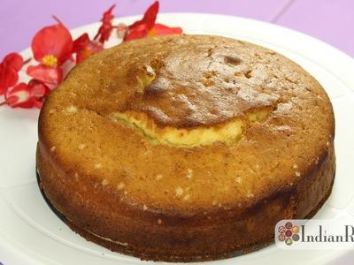 Vanilla Cake | How to make Vanilla Cake | Easy Vanilla Cake