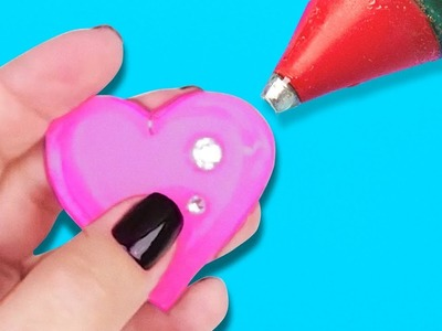 15 SIMPLE VALENTINE'S DAY DIYs FOR GIRLS