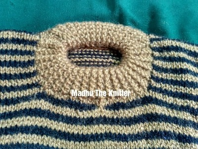 Beautiful collection of woolen sweater :- easy sweater design for baby or kids : new sweater design