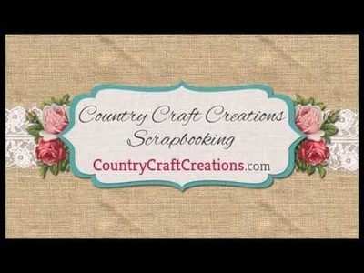 Country Kitchen Cover Tutorial part 1