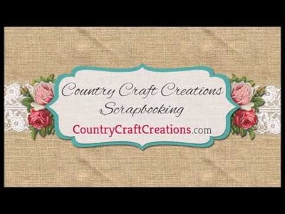 Country Kitchen part 2 page tutorial