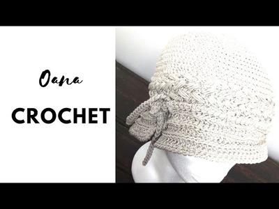 Crochet '20 Cloche by Oana