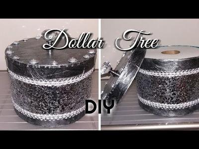 Dollar Tree DIY  l  Toilet Paper Holder!!!
