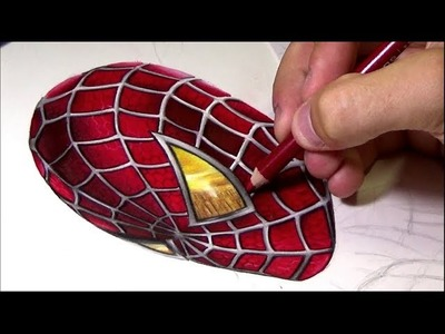 How I draw Spider-Man - Part 2