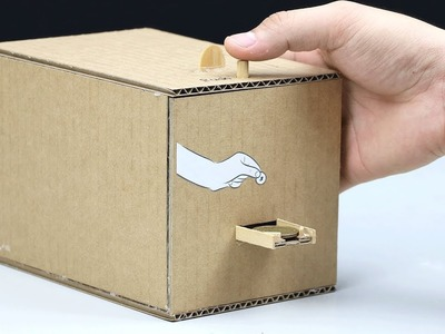 How to Make Smart Coin Bank Box