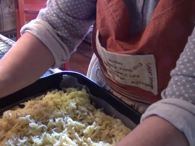 MAKE YOUR OWN HASHBROWNS FOR THE FREEZER