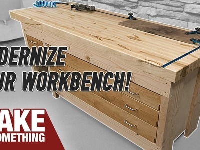 Modernize Your Workbench with All the Accessories!