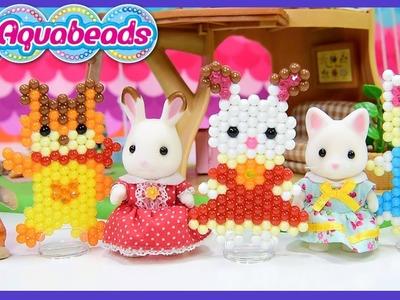 Calico Critters Sylvanian Families Aquabeads DIY Craft - Kids Toys