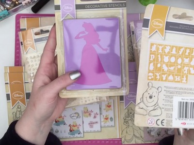 Craft Haul! Every crafts a poundl! More Disney!