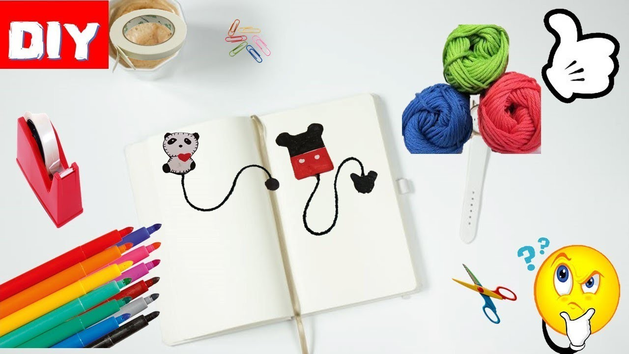 Diy Best Out Of Waste Kids Craft Ideas How To Make A Mickey
