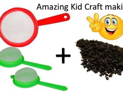 Easy best out of waste ideas for kids | school project | Easy art & craft