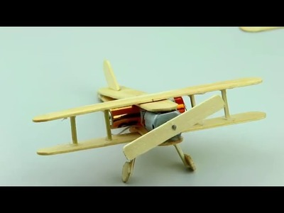 HOW TO MAKE PLANS -TOY WOODEN DC MOTER