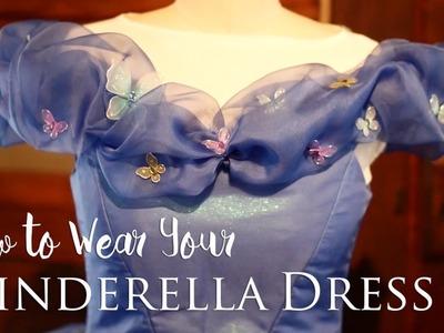How to Wear Your Cinderella Dress ~ Bella Mae's Designs