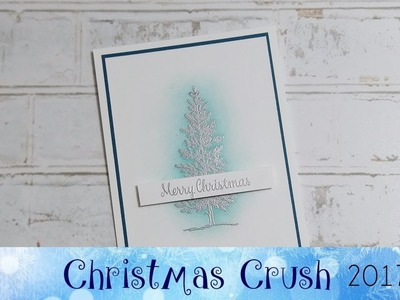 Lovely as a Tree Card featuring Stampin' Up!® Products