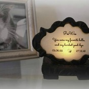 Vet Clinic Remembrance Candle