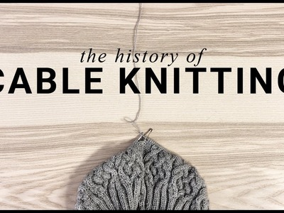 Cable Knitting | ALTERKNIT Giveaway Winner!
