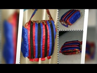 DIY : 4+2  Special Pouch By Anamika Mishra. .
