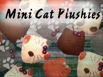 DIY | Mini Cat Plushie | ????