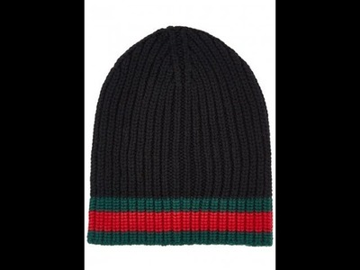 HOW TO KNIT GUCCI HAT