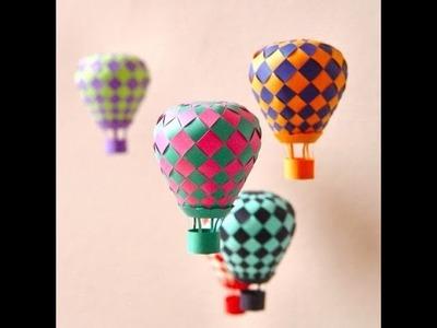 How to make a Paper Parachute.Nikhil Studio