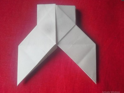 How To Make a Paper Pants Very Easy ( Creative Technics & Paper toys)
