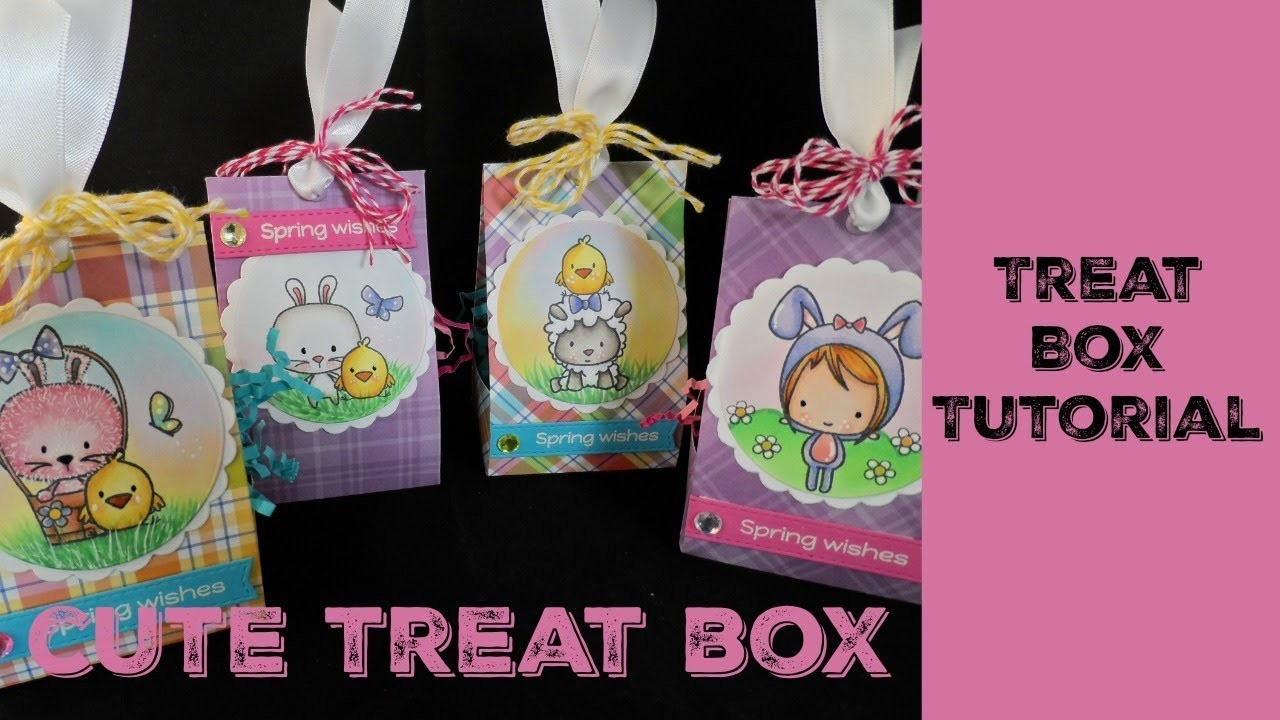 How to make an Easter Treat Box