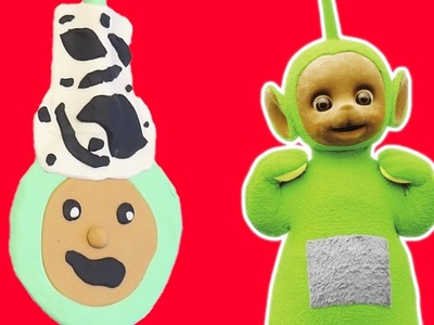 How To Make.  Dipsy From Play Doh | Teletubbies Crafts for Kids | Play Doh Crafts ???? Crafty Kids