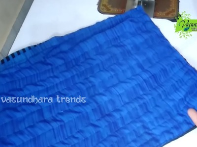 How To Make Door Mat With Old Saree || You Must See This Video Before Throughout Old Saree