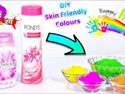 How To Make Organic Holi Powder At Home | Artkala 428
