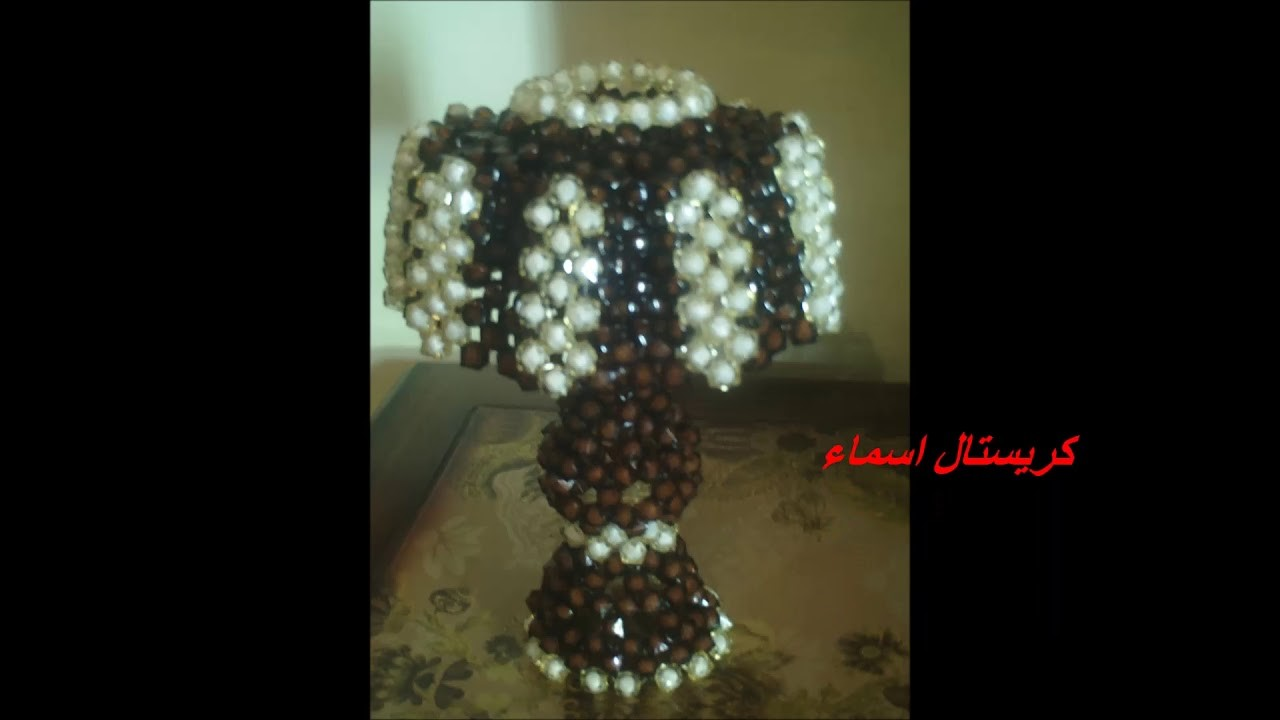 The most beautiful abrasions of beads   crystal asmaa