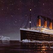 Titanic Iceberg Cross Stitch Pattern***L@@K***X***(INSTANT DOWNLOAD)***