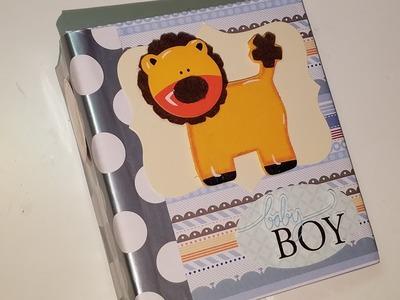 Baby Boy First Year Album