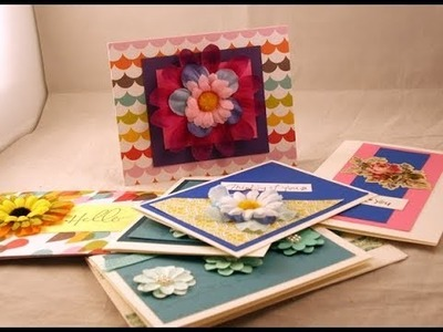 Cards using your scraps and stash wk 24