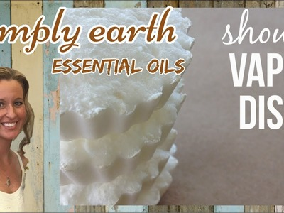 DIY VAPOR Shower Steamers.Disk | ESSENTIAL OILS | Tips and Tricks for BEGINNERS
