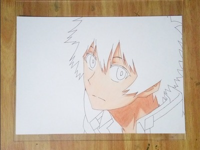Drawing Tutorial #1   How Coloring Anime Skin With Coloring Pencil By Hikikomori Art